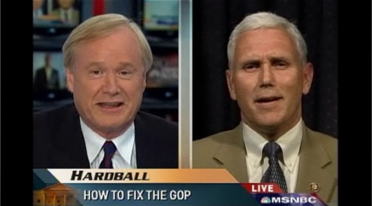 Mike Pence on Hardball - 5/5/09