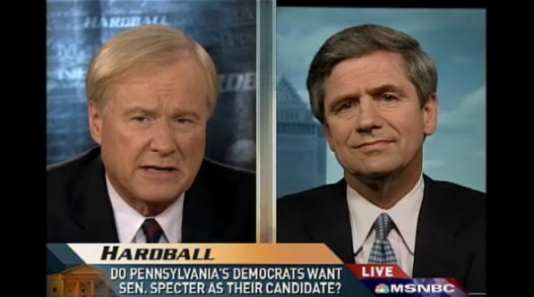 Joe Sestak on Hardball - 5/1/09