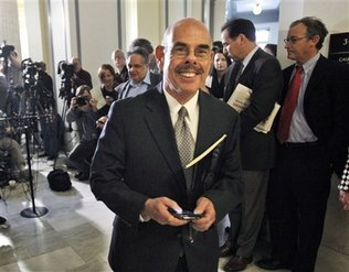 Henry Waxman on 11/20/08 - Gerald Herbert, File / AP Photo
