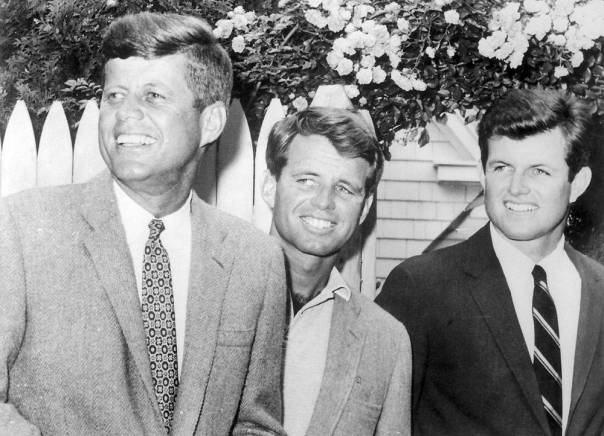 The Kennedy Brothers - Bettmann / Corbis