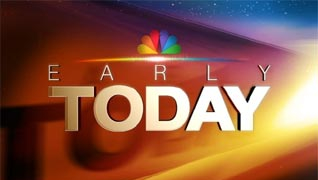 Early Today Logo - NBC News