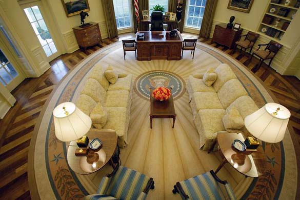 Oval Office - Pete Souza/White House