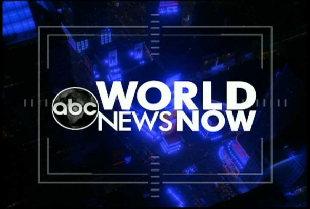 World New Now Logo - ABC News