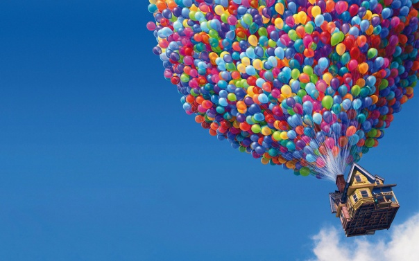 UP - Disney/Pixar