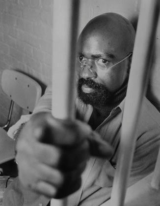 "Rubin ""Hurricane"" Carter in jail"